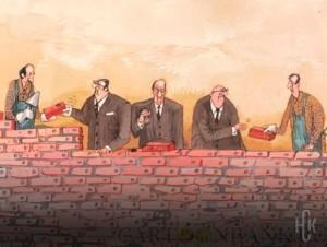 Более 1000 нарушений законодательства выявлено в строительных СРО в 2014 году